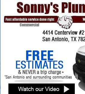 Free Plumbing Estimates